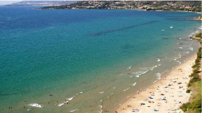 Spiaggia delle Calandre