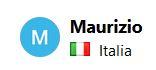 Maurizio - utente Booking.com