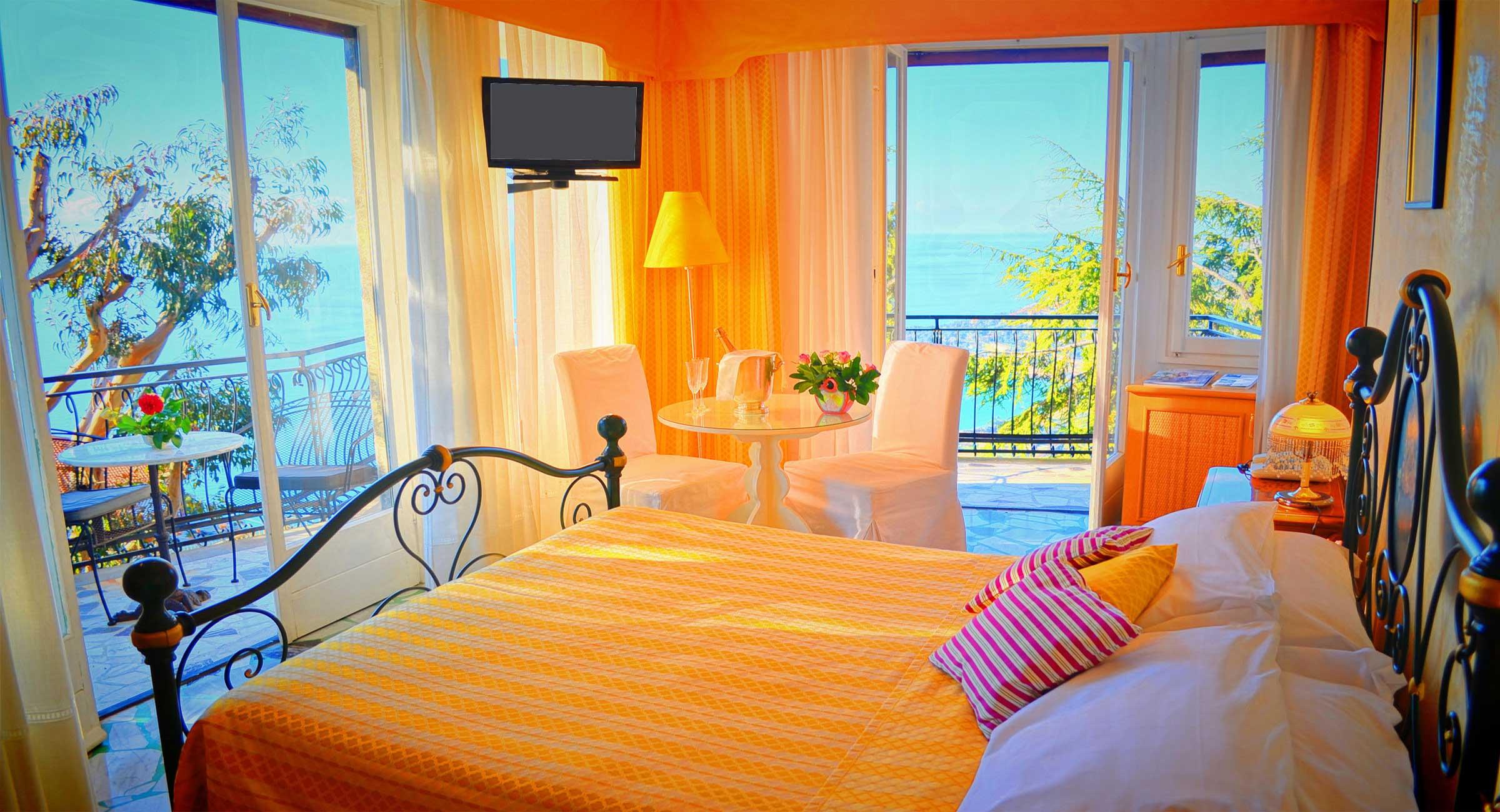 Les chambres d'hôtel